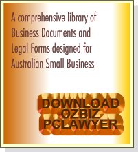 Download Ozbiz PCLawyer Now